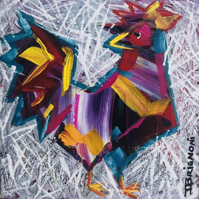 Le Coq. # 6