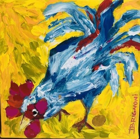 Le Coq. # 4
